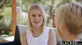 BLACKED Ash Hollywood and Kate Englands share BBC