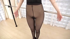 uncensored pantyhose ballerina dancer uncensored fetish