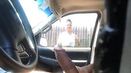 black woman watch