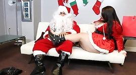 Hot MILF BBW Merry XXXmas