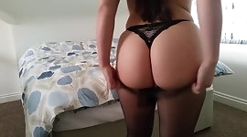 Little Abbie Big Butt Costume Strip Naked
