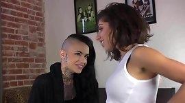 A New Lesbian Friendship.