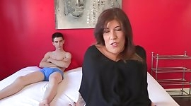 Estrella Wants To Fuck Young Man Jordi