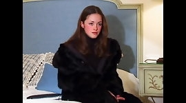 Russian Julia from Moscow - Casting 2001