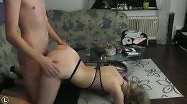 young blond milf homemade sextape