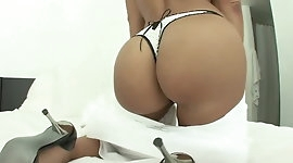HOT FUCK #122 Busty Cougar Sex in every Corner of the House