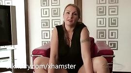 Dana Karnevali fingers her pussy till she cums