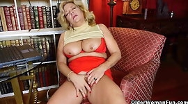 America's hottest grannies collection