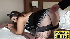 MILF Lucy Lane ready to give up control