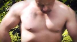 MAGMA FILM German blonde babe in public BDSM