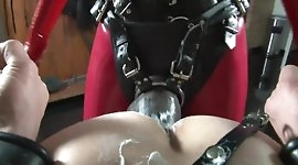 Restrained and Pegged