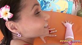 PervCity Tacori Anal Latina Mom