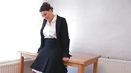 teacher show me her big boobs D10