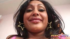 PervCity Priya Rai Oral Overdose