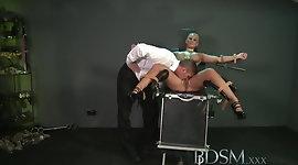 BDSM XXX Mouthy submissives get hardcore lesson