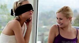 Odette Delacroix and Dakota Skye at WebYoung