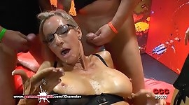 Busty Mature Emma Starr Cum Hungry in Germany - GGG