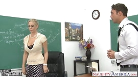 Sex teacher Julia Ann fucking