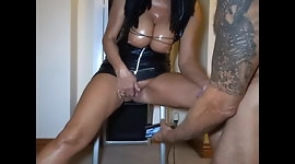 Mommy PVC oil and suction x