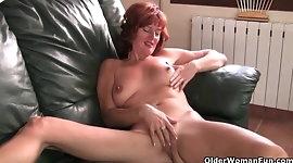 Britain's most sexiest milfs