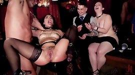 The Upper Floor Presents BDSM Swinger's Ball Part 2