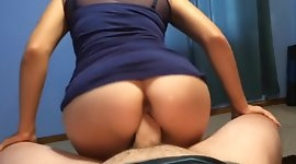 Blonde fuck anal and facial