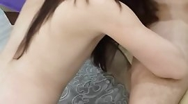 Izmirli esra makes threesome with other 100k viewer