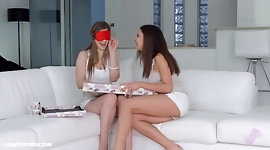 Christmas came late by Sapphic Erotica - Henessy and Stella