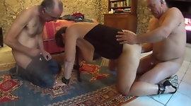 Kneel for cock Pt 1